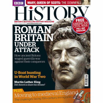 Fre copy of BBC History Magazine