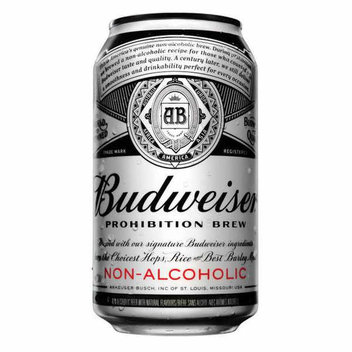 10,000 free cans of Budweiser Prohibition Brew