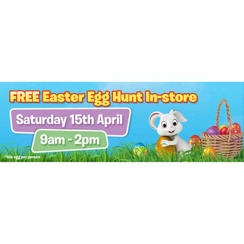 Free Easter Egg Hunt at Smyths Toys