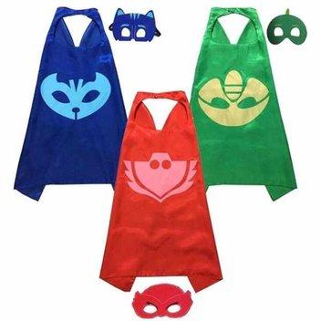 Win 1 of 10 PJ Masks Costume Sets
