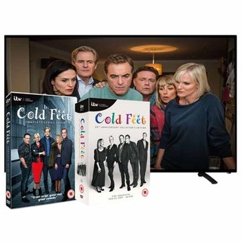 Win Cold Feet Series 7 & a 32
