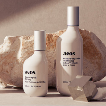 Take home a free Time Saver Skincare gift pack from AEOS