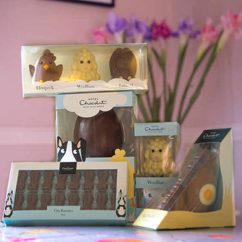 Enjoy a free Hotel Chocolat Easter Bundle