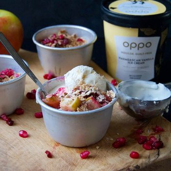 Enjoy a month's supply of Oppo desserts