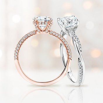 Win a diamond ring worth £1000