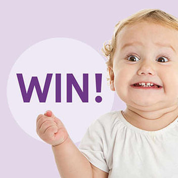 Win a year's supply of nappies with Tesco's Baby Club