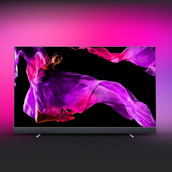 Win a Philips 65-inch OLED TV