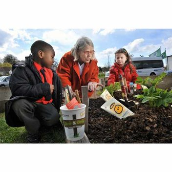 Free School Gardening Welcome Pack