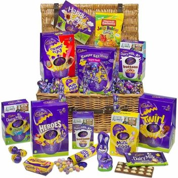 Cadburys Ultimate Easter hamper giveaway
