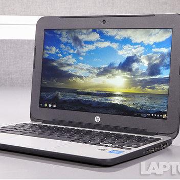 Win an HP Chromebook laptop