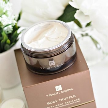Take home Temple Spa's Gold Award-winning duo of luxurious body products