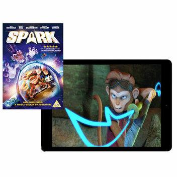 Win a 128GB Apple iPad & Spark DVD