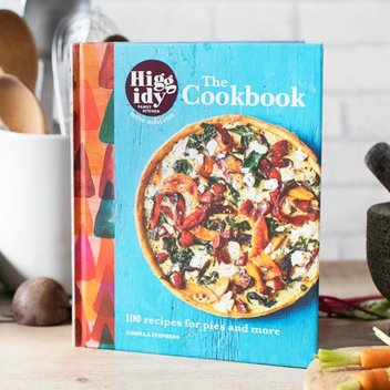 500 copies of The Higgidy Cookbook up for grabs