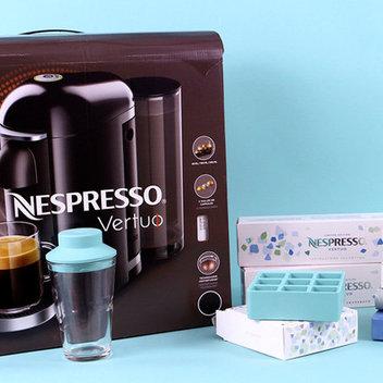 Win a Nespresso machine & iced coffee treats this summer