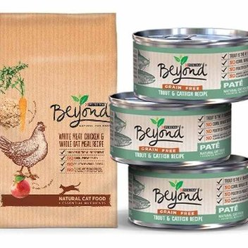 Free Purina Beyond Cat Food