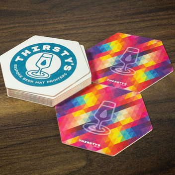Redeem free samples of Beer Mats