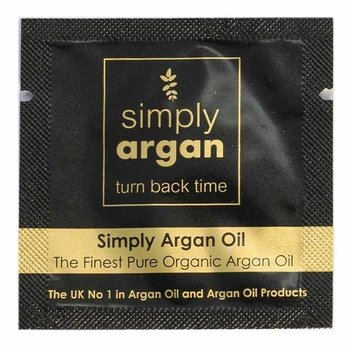 Sample Simply Argan Oil for free
