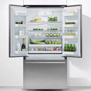 Win a stainless steel fridge-freezer from Fisher & Paykel worth £4,000