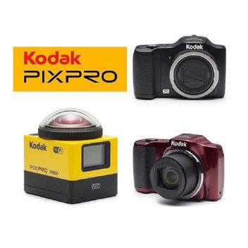 Win one of three Kodak Pixpro cameras