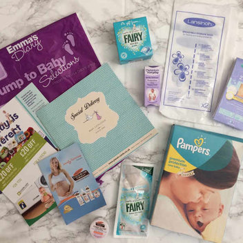 Free Pregnancy and Baby pack from Emma's Diary