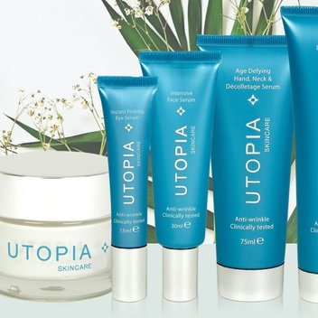 Get the Utopia Skincare Range for free