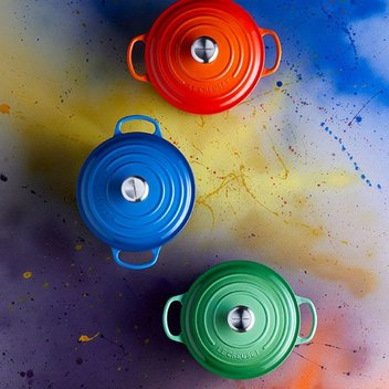Win 1 of 7 Le Creuset bundles, each worth over £500