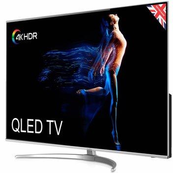 Win 1 of 2 Smart TVs