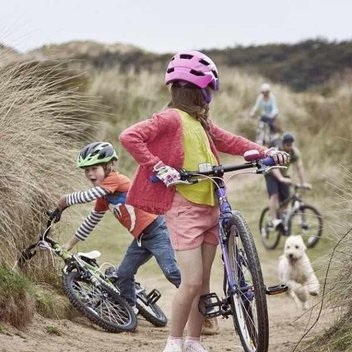 Win bikes for the whole family