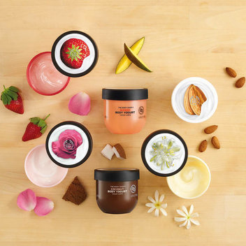 The Body Shop Body Yogurts