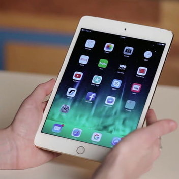 Pocket a free iPad mini 4
