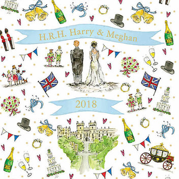 500 free Royal Wedding Tea Towels