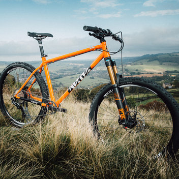 Win a Cotic Soul hardtail frame worth £649