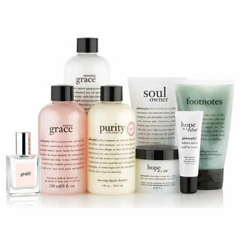 Win a bundle of Philosophy products
