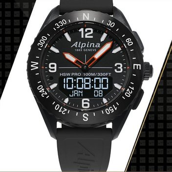 Win an Alpina AlpinerX connected watch