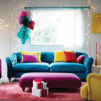 Win a beautiful Raffles Grand Sofa worth £1,495