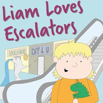 Free Liam Loves Escalators book