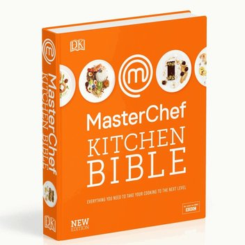 Win a Masterchef Kitchen Bible