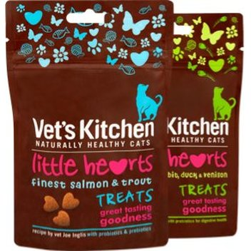 Redeem free pet food samples from Vet Know How