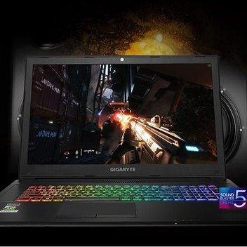 Win a Gigabyte Sabre 17-W8 laptop