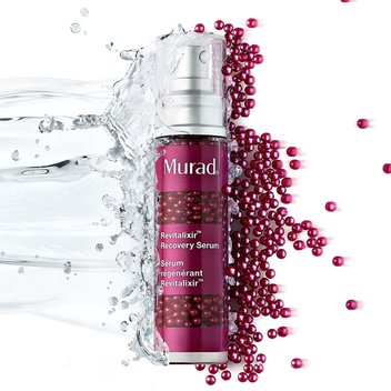 Redeem a free Murad Revitalixir Recovery Serum sample