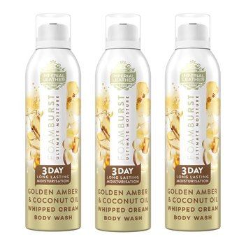 150 free Imperial Leather Foamburst Body Washes to be claimed