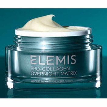 Free Elemis Pro-Collagen Overnight Matrix creams