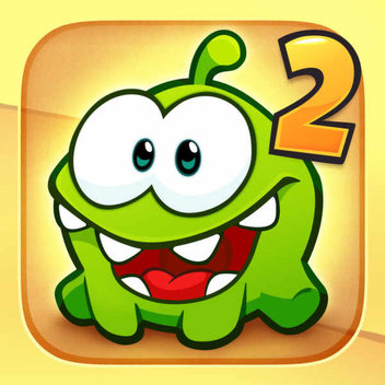 Free app, Cut the Rope 2 on the App Store