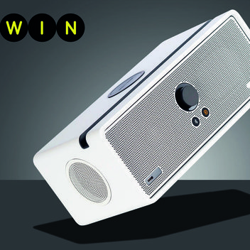 2 Orbitsound dock E30 music systems to be won
