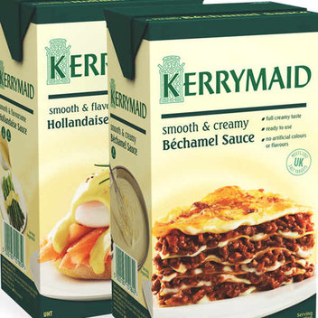 Claim a sample pack of Kerrymaid Hollandaise Sauce