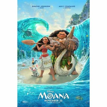 Free screening of Moana at Show Film First