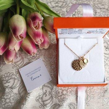 Win a Merci Maman Birthstone Necklace