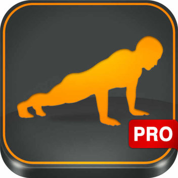 Free app, Runtastic Push Ups PRO for iOS