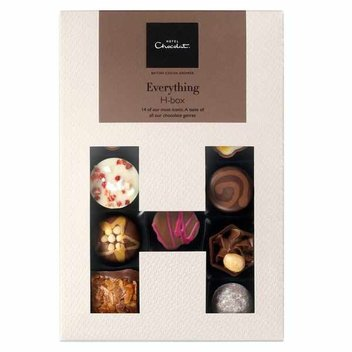 Win a box of Everything H-Box of chocolates