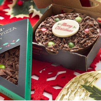 Win Gourmet Chocolate Pizza treats